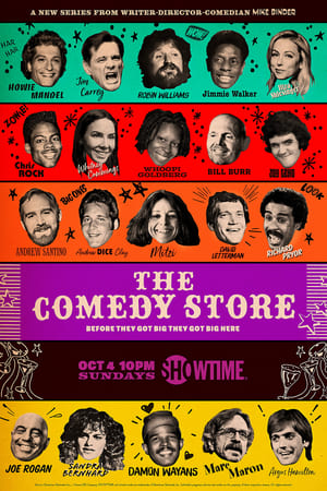 The Comedy Store Season 1 Episode 3