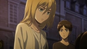 L'Attaque des Titans (Shingeki no Kyojin) Season 3 Episode 8