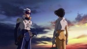 Gundam: G No Reconguista: Temporada 1 Episodio 8