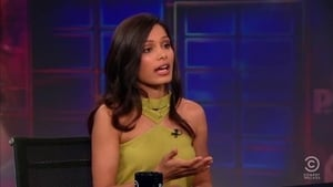 The Daily Show with Trevor Noah Season 16 : Freida Pinto