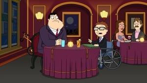 American Dad! Season 8 :Episode 10  Wheels & the Legman and the Case of Grandpa's Key