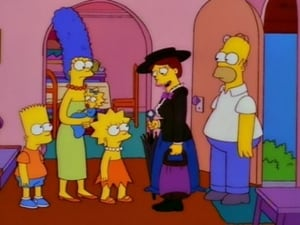 Episodio TV Online Los Simpson HD Temporada 8 E13 Simpsoncalifragilisticoespialid... ¡OH! so
