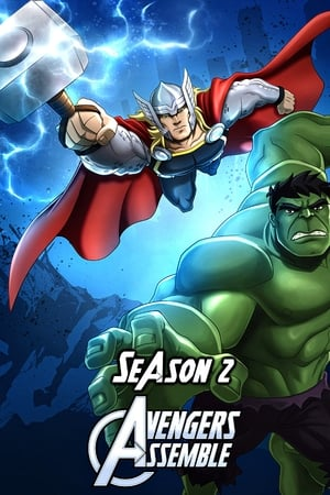 Marvel's Avengers Assemble Season 2