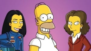 Episodio TV Online Los Simpson HD Temporada 22 E7 How Munched is that Birdie in the Window?