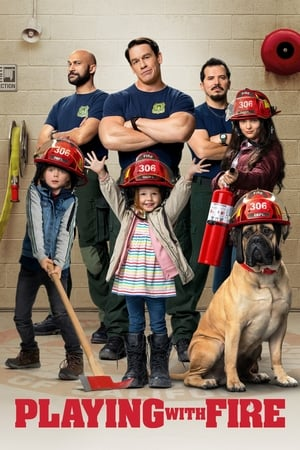 Playing with Fire (2019) – Se-ncinge treaba! film cu John Cena