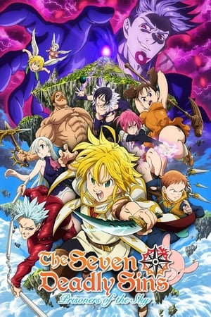 poster The Seven Deadly Sins: Prisoners of the Sky