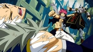 Natsu vs. the Twin Dragons