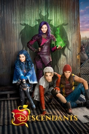 Poster Descendants (2015)