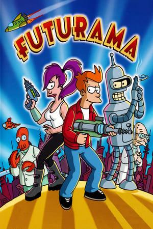 Futurama, Complete Series posters