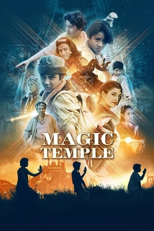 Magic Temple poster