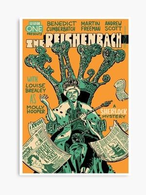 Sherlock: The Reichenbach Fall