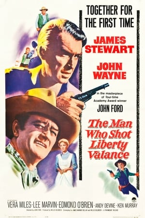 The Man Who Shot Liberty Valance (1962)
