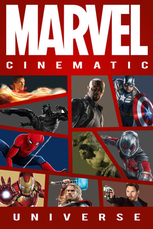 Universo Marvel 2008 a 2018 Torrent, Download, movie, filme, poster
