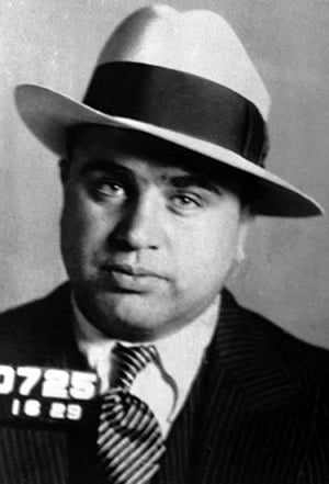 Image Discovery: Al Capone's Chicago