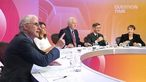 Question Time Season 38 :Episode 28  22/09/2016