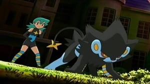 Pokémon Season 11 :Episode 7  Luxray Vision