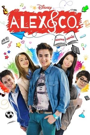Alex and Friends Sobreviviendo A Los Padres (2016)