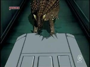 Dinosaur King: Season 1 Episode 9