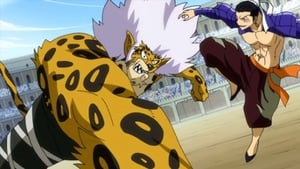 Fairy Tail Season 4 :Episode 12  Elfman vs. Bacchus