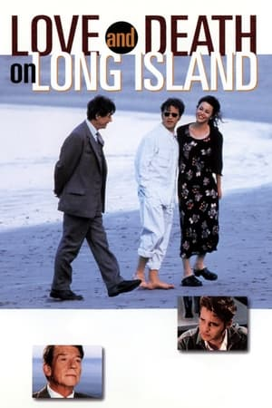 Love and Death on Long Island-Sheila Hancock