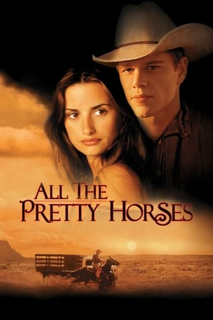 All the Pretty Horses-Matt Damon