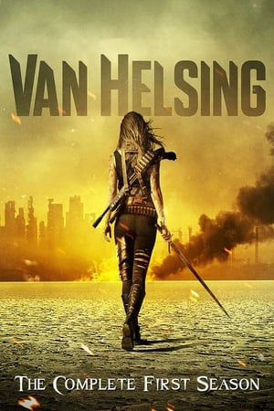 Van Helsing 1ª Temporada Torrent, Download, movie, filme, poster