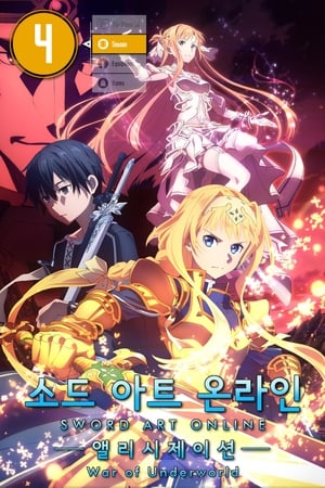 Sword Art Online – War of Underworld: Saison 4 Episode 5