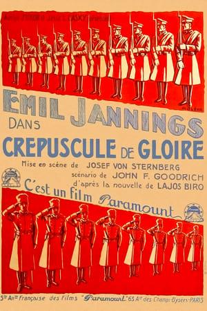 Crépuscule de gloire (1928)