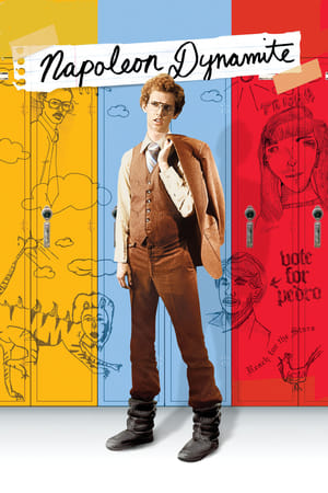 Napoleon Dynamite (2004) is one of the best movies like Rushmore (1998)