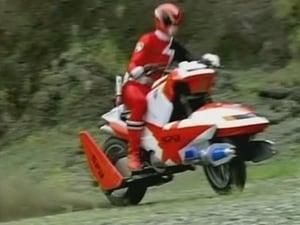 Power Rangers season 13 Episode 4