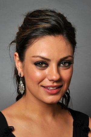 Mila Kunis isAmy Mitchell