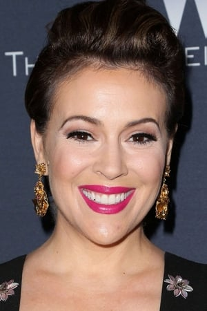 Alyssa Milano isAngel (speaking) (voice)