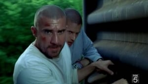 Prison Break Saison 2 Episode 1 en streaming