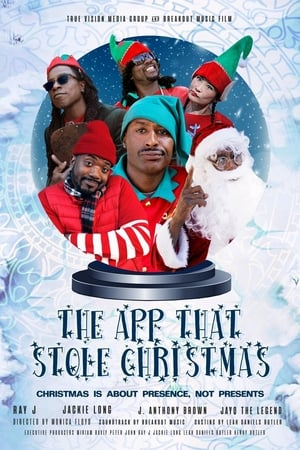 The App That Stole Christmas-Jackie Long