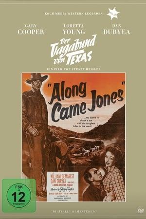 Der Vagabund von Texas Film
