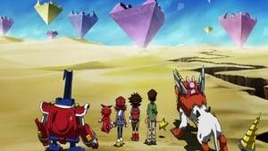 Digimon Fusion: 1×12