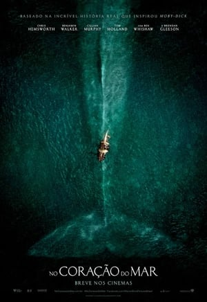 No Coração do Mar Torrent, Download, movie, filme, poster