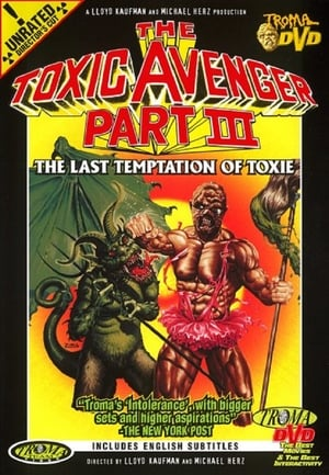 Play The Toxic Avenger Part III: The Last Temptation of Toxie