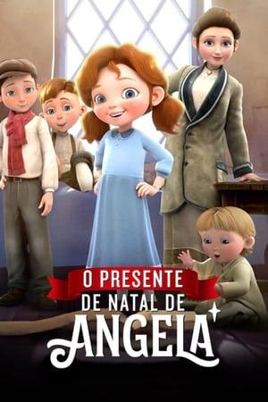 O Presente de Natal de Angela - Poster