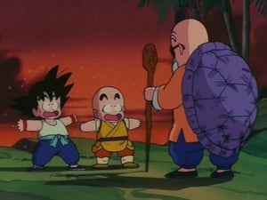 Dragon Ball Season 1 :Episode 16  Training-- The Rock Hunt