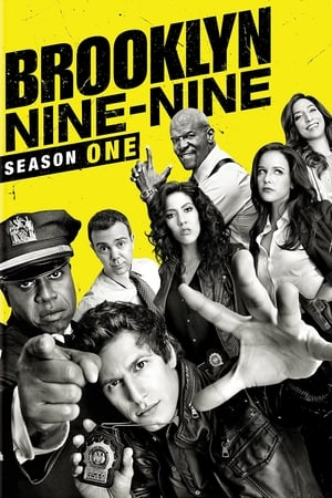 Brooklyn Nine-Nine 1ª Temporada Torrent, Download, movie, filme, poster