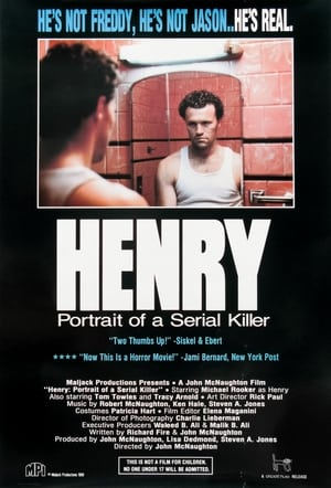 Poster Henry: Portrait of a Serial Killer (1990)
