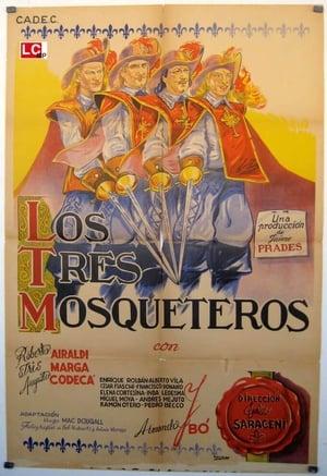 Los tres mosqueteros 1946