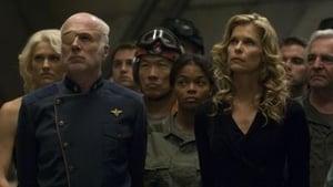 Seriale HD subtitrate in Romana Crucișătorul Stelar Galactica Sezonul 4 Episodul 19 Daybreak