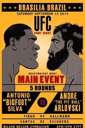 UFC Fight Night: Bigfoot vs. Arlovski (2014)