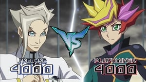 Yu-Gi-Oh! VRAINS Season 1 :Episode 35  The Other Lost Incident
