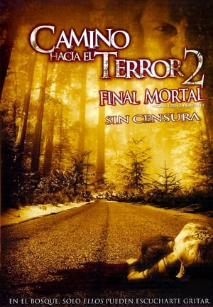 poster Wrong Turn 2: Dead End
