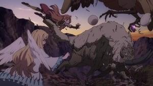 Восхождение героя щита 7 серия