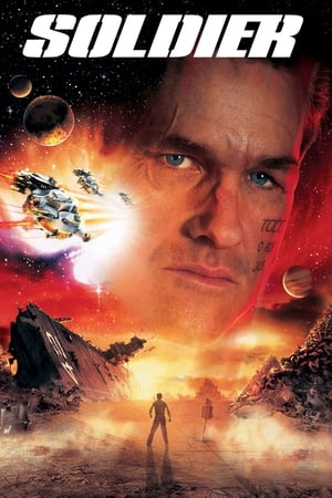 Soldier (1998) is one of the best movies like Starship Troopers (1997)