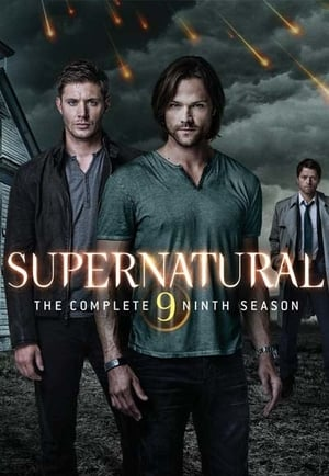 Supernatural 9ª Temporada Completa Torrent (2013) Dual Áudio / Dublado BluRay 720p – Download
